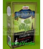 Ceai Ginkgo Biloba Frunze 25 doze Celmar