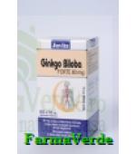 Ginkgo Biloba Forte 80 mg 60 capsule gelatinoase Magnacum Med