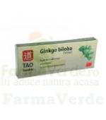 Ginkgo Biloba Extract 10 fiole 10 ml Solutie Orala Tao Health