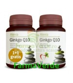 PROMOTIE! Ginkgo Q10 Oferta 30+30 cpr GRATIS! Alevia