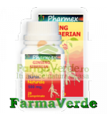 GINSENG Antidepresiv 500 mg Pharmex