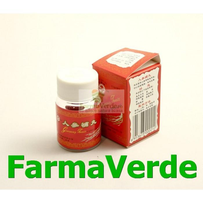 Ginseng Tonic 30 Capsule Sanye L&L Plant