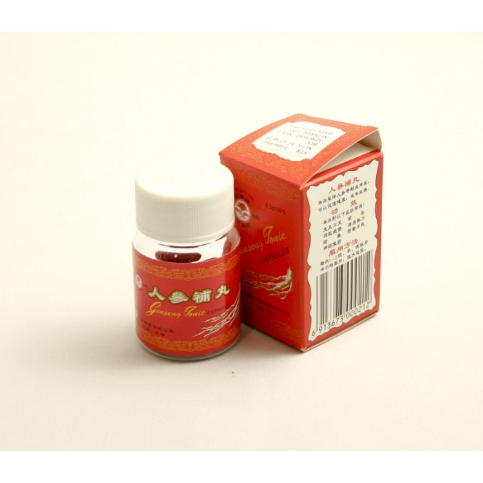 Ginseng Tonic 30 Cps L&L