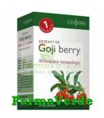 Extract de Goji Berry 30 capsule CasaHerba