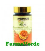 Goji 400 mg 60 capsule Only Natural