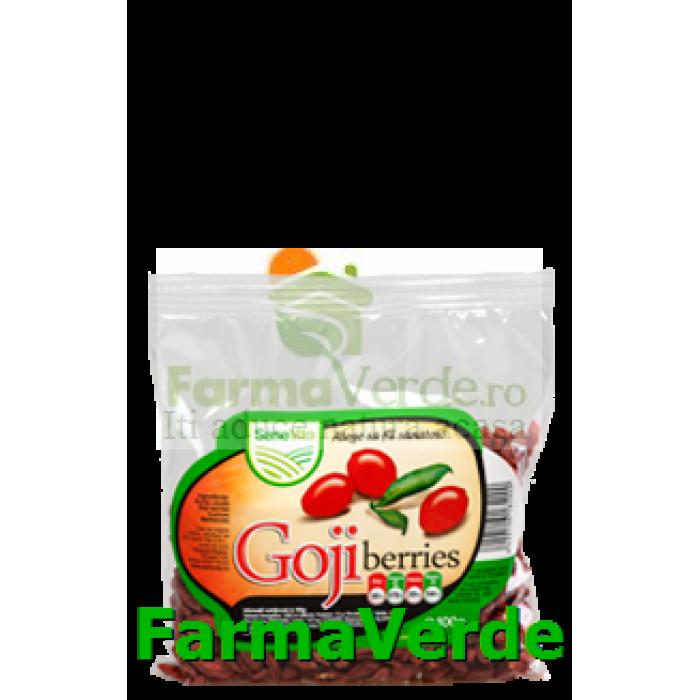 Goji Berries Fructe Uscate 100gr SANO VITA