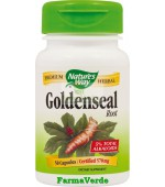GoldenSeal 50 Capsule Antibiotic natural! Nature's Way Secom