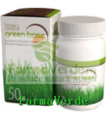 NOU!! HRI Green Base 50 Capsule alcalinizante Vitalion