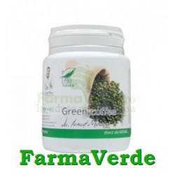 Green Coffee Cafea Verde 60 capsule Medica ProNatura