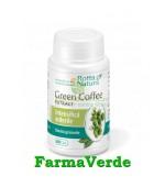 Green Coffee Extract Cafea Verde 60 capsule Rotta Natura