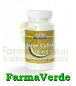 GREEN COFFEE Slabire Rapida! 400 mg 60 capsule Redrose