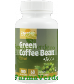 GREEN COFFEE BEAN 400mg Cafea Verde 60 capsule Secom