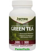 Green Tea Ceai Verde 500 mg 100 Capsule Jarrow Secom