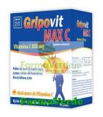 Zdrovit Gripovit Max C Vitamina C 850mg