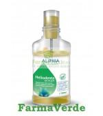 Heliodenta Apa de Gura 250 ml Aliphia Exhelios