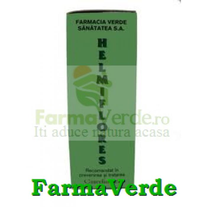 Helmiflores Paraziti Intestinali 25 ml Farmacia Verde