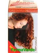 Henna Sonya Castaniu Deschis Colorant Pentru Par 100 g