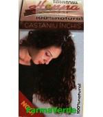 Henna Sonya Castaniu Inchis Colorant Pentru Par 100 g