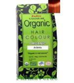 Henna Organic Vopsea de Par din Plante ARAMIU 100 gr