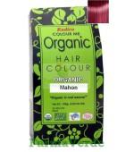 Henna Organic Vopsea de Par din Plante MAHON 100 gr
