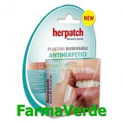 Herpatch Plasturi Antiherpetici 8 buc Hipocrate