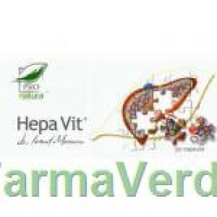 Hepavit 30 capsule Medica ProNatura