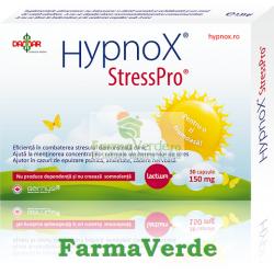 Hypnox Stressmanager o viata fara stres 20 capsule Good Days Therapy