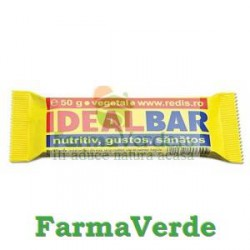 Baton Ideal Bar 50 gr Redis Nutritie