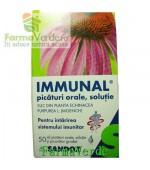Immunal pic. orale pentru intarirea sistemului imunitar Sandoz