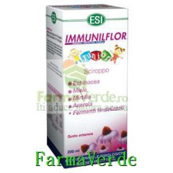 Immunilflor Copii Sirop 200 ml Esitalia