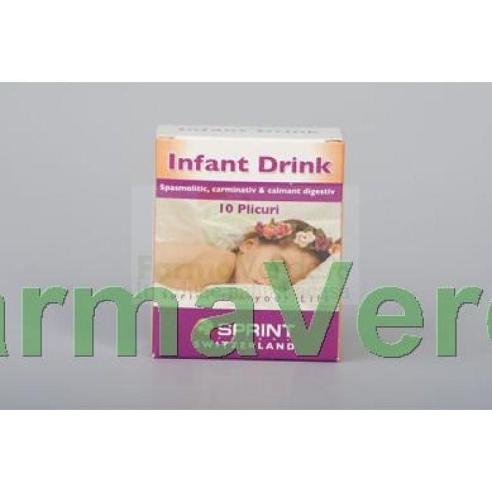 Infant Drink 10 plicuri Sprint Pharma