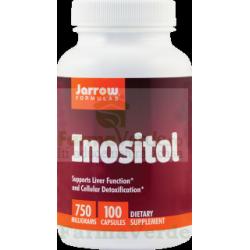 INOSITOL 750 mg 100 capsule Jarrow Secom