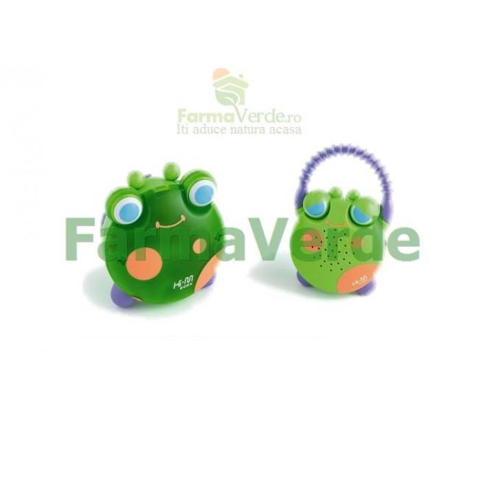 Interfon baby monitor tip broscuta Nuvita