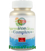 IRON COMPLEX+ Fier 30 tablete Kal Secom