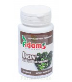 Fier Iron 14 mg 90 tablete Adams Vision