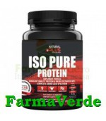 Iso Pure Protein 900 gr Ciocolata Natural Plus