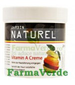 Crema cu vitamina A 250 ml Jardin Naturel
