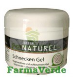 Gel regenerant cu extract de melc 125 ml Jardin Naturel