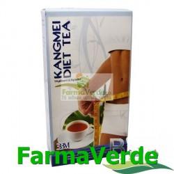Kangmei Diet Tea Ceai Obezitate 14 plicuri BBM