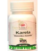 Karela Insulina Vegetala 500mg 60 capsule Herba Ayurvedica