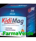 Zdrovit KIDIMAG Dificultati de Concentrare Nervozitate 20 doze
