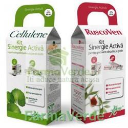 Aboca Kit Cellulene Sinergie Activa capsule + unguent