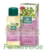 Kneipp Ulei de masaj cu Trandafir salbatic 100 ml