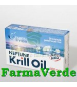 Neptune KRILL OIL 500 mg 20 capsule REMEDIA