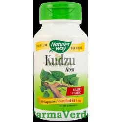 KUDZU Reduce consumul excesiv de alcool 613mg 50 capsule Secom
