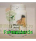 L-Carnitina & Crom 60 capsule Medica ProNatura