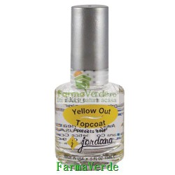 Pentru unghii ingalbenite Yellow out topcoat NT402 Jordana