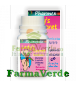 LADY'S SECRET Stop Dureri Menstruale 30 cpr Pharmex