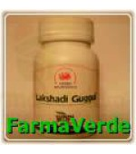 Lakshadi Guggul Fracturi si Osteoporoza 500mg 60 capsule