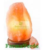 Lampa Electrica din Cristale de Sare 2-3 kg Monte